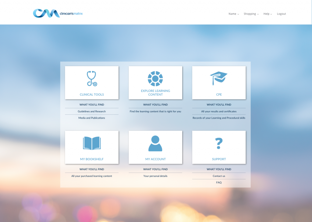 <b>Customisable Landing Page</b>